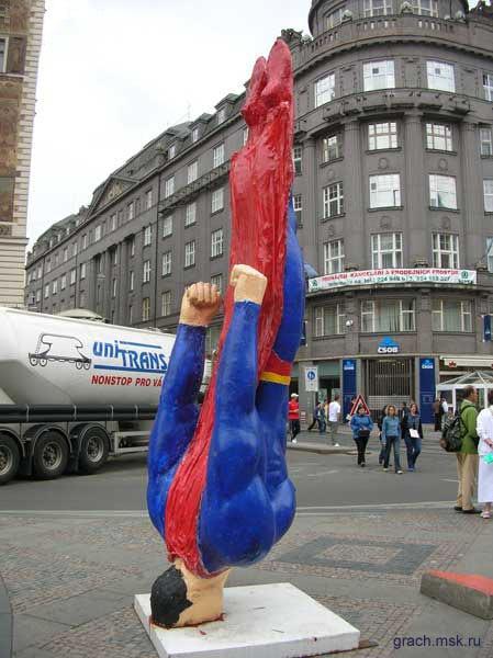 смешные картинки супермен