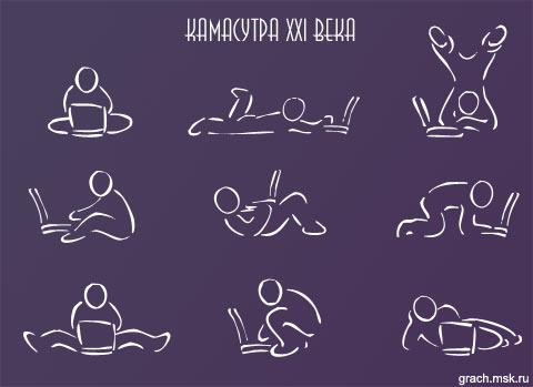 Камасутра XXI века.